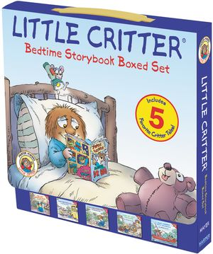 Little Critter: Bedtime Storybook Boxed Set book image