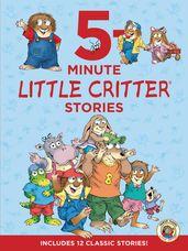 Little Critter: 5-Minute Little Critter Stories