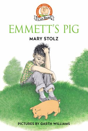 Emmett's Pig book image