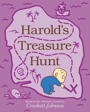 Harold's Treasure Hunt book image