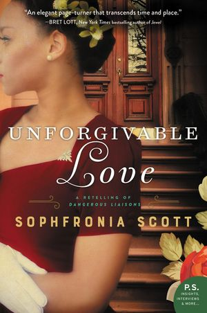 Unforgivable Love book image