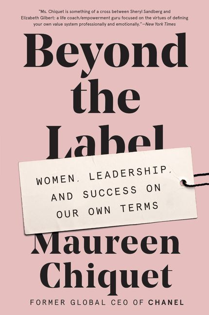 Book cover image: Beyond the Label: Women, Leadership, and Success on Our Own Terms