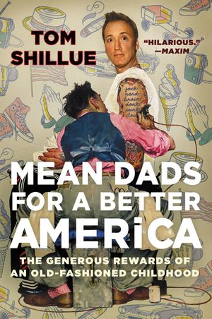 Mean Dads for a Better America book image
