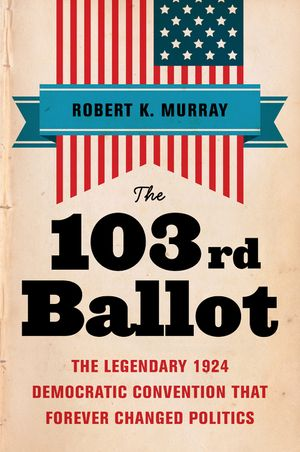 The 103rd Ballot book image