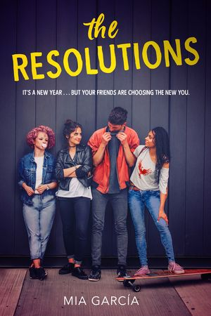 The Resolutions book image
