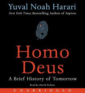 Homo Deus CD