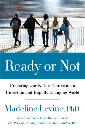 Ready or Not book image