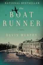 The Boat Runner Paperback  by Devin Murphy