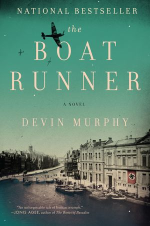 The Boat Runner book image