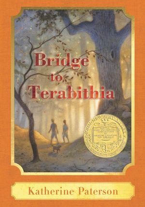 Bridge to Terabithia: A Harper Classic book image