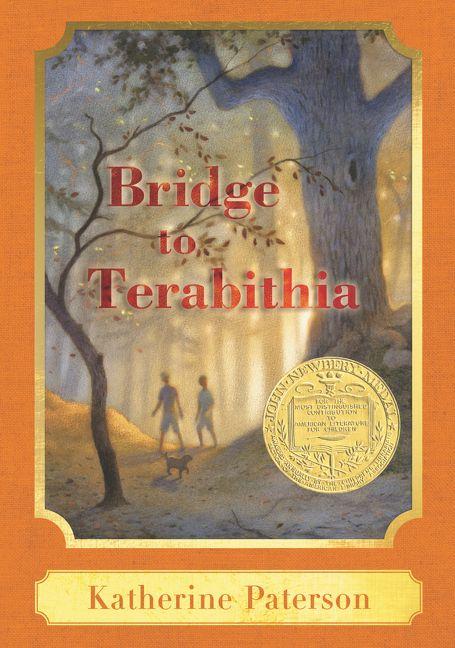 Bridge to Terabithia: A Harper Classic - Katherine Paterson