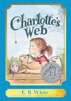 Charlotte's Web: A Harper Classic Hardcover  by E. B. White