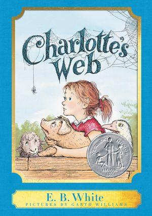 Charlotte's Web: A Harper Classic book image