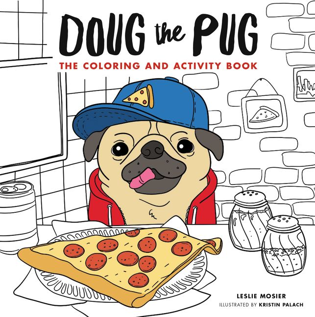 Doug the Pug - Leslie Mosier - Paperback