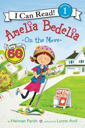 Amelia Bedelia on the Move book image