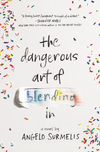 The dangerous art of blending in angelo surmelis e book enlarge book cover fandeluxe Gallery