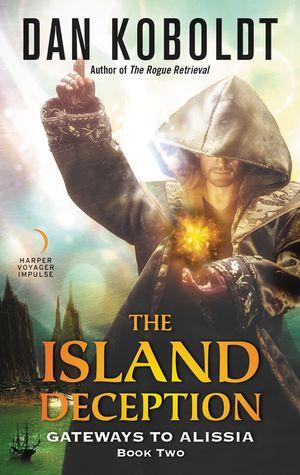 The Island Deception book image