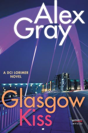Glasgow Kiss book image