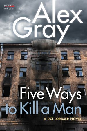 Five Ways To Kill a Man book image