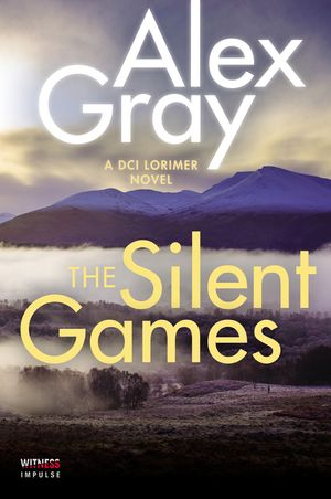 The Silent Games book image