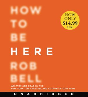How to Be Here Low Price CD