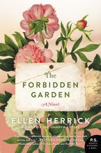 The Forbidden Garden Hardcover  by Ellen Herrick