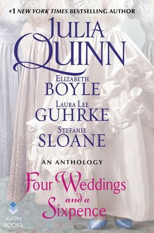 Four Weddings and a Sixpence book image