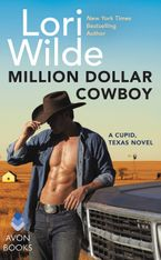 Million Dollar Cowboy Hardcover  by Lori Wilde