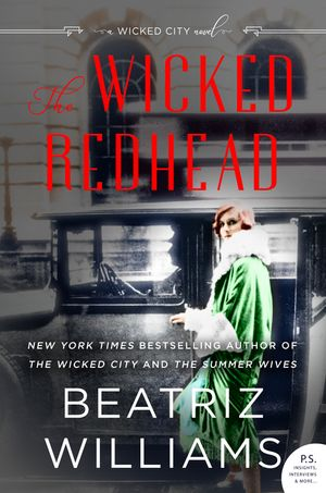 The Wicked Redhead book image