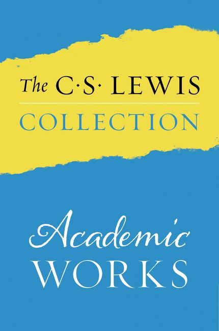 c.s. lewis selected literary essays