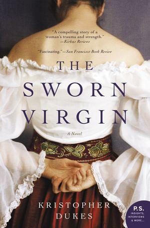 The Sworn Virgin book image