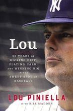 Lou Hardcover  by Lou Piniella
