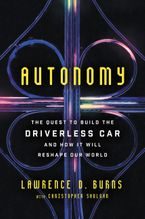 Autonomy Hardcover  by Lawrence D. Burns