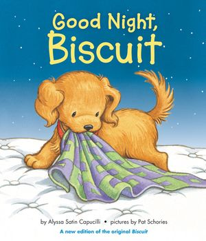 Good Night, Biscuit: A Padded Board Book book image