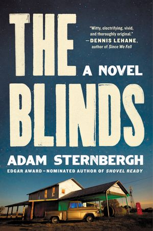 The Blinds book image