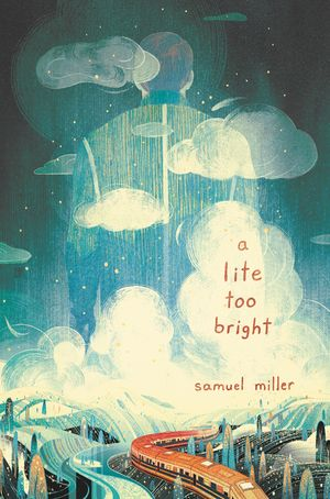 A Lite Too Bright book image