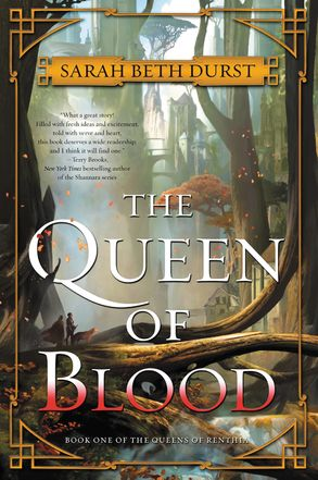 Cover image - The Queen Of Blood