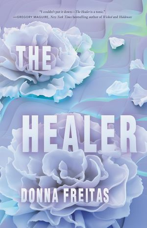The Healer book image