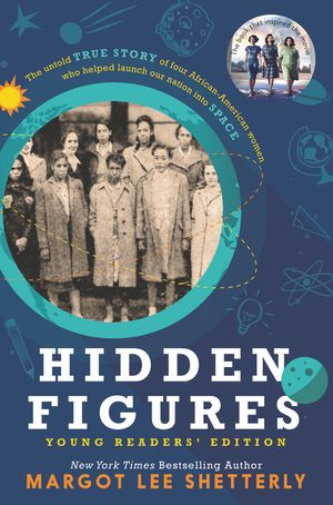 Hidden Figures Young Readers' Edition book image