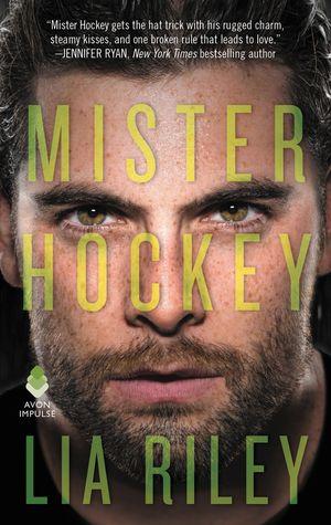 Mister Hockey book image