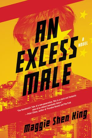 Excess Male, An book image