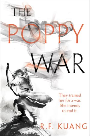 The Poppy War book image