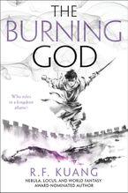 The Burning God Hardcover  by R. F. Kuang