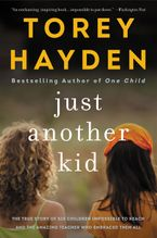Just Another Kid Paperback  by Torey Hayden