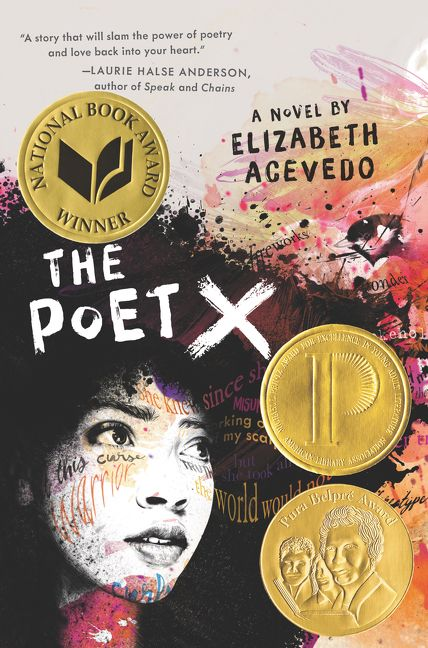 Celebrating National Poetry Month with The Poet X by Elizabeth Acevedo