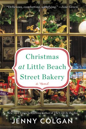 Christmas at Little Beach Street Bakery book image