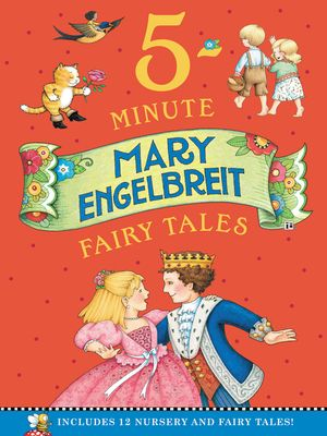 Mary Engelbreit's 5-Minute Fairy Tales book image