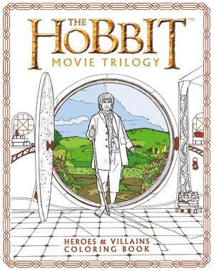 The Hobbit Movie Trilogy book image