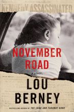 November Road Hardcover  by Lou Berney
