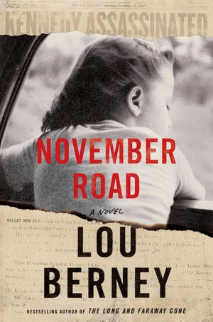 November Road book image